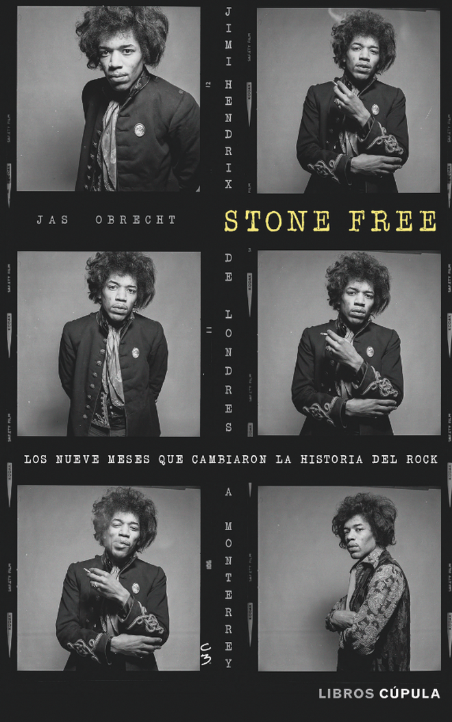 'Stone Free'