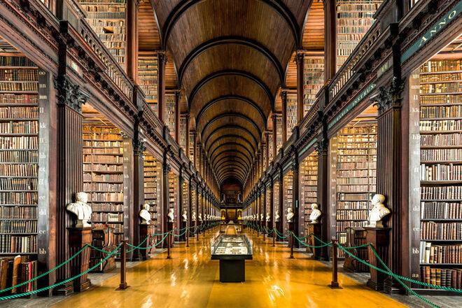 Trinity College (Dublín, Irlanda).