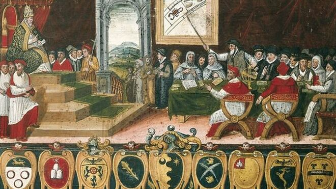 Los expertos discuten el nuevo calendario ante el Papa Gregorio XIII