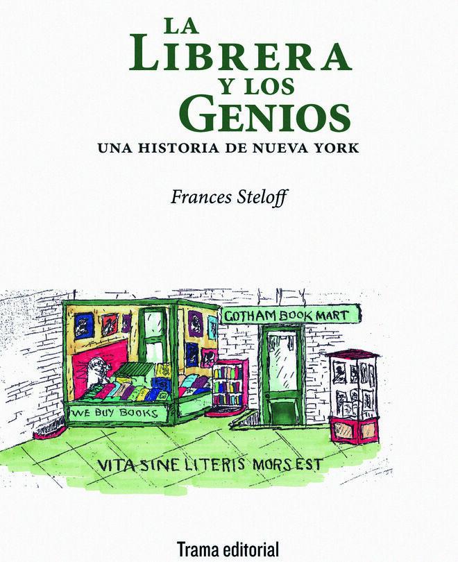 'La librera y los Genios' (Trama Editorial).