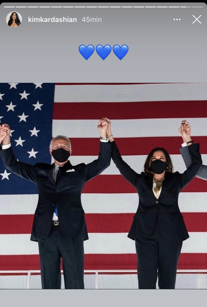 Instagram de Kim Kardashian