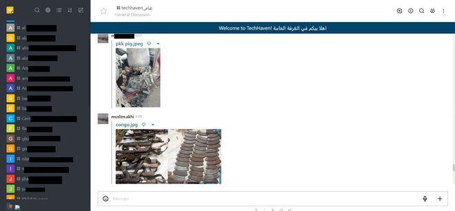 Imagen deTech Haven, nueva red social usada por los yihadistas