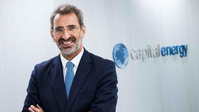 Juan Lasala, presidente no ejecutivo de Capital Energy.