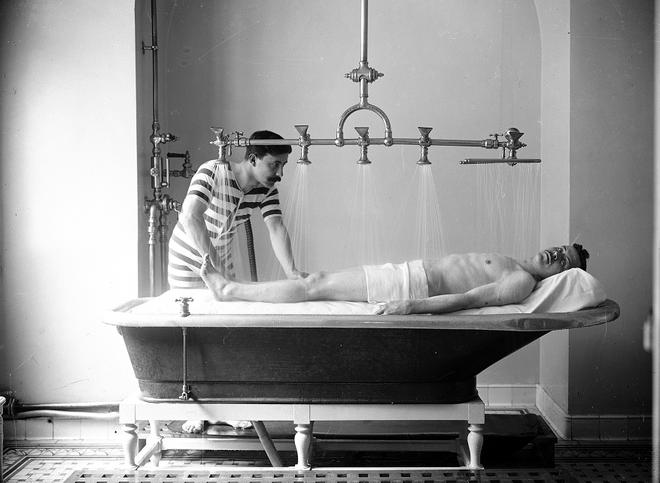 Mónaco disfruta desde siempre de una merecida fama como centro de cuidados y balneario.