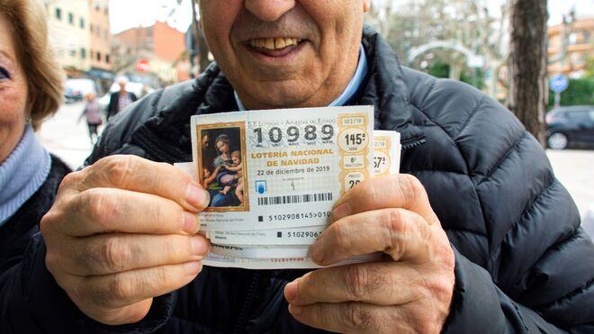 Cómo buscar un número exacto de la Lotería de Navidad 2020