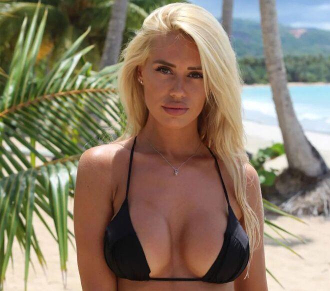 Carla Divinity, soltera de La isla de las tentaciones 3