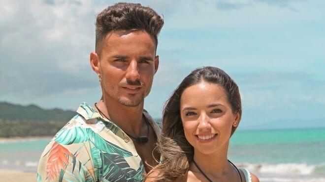 Lucía y Manuel, de la Isla de las tentaciones 3