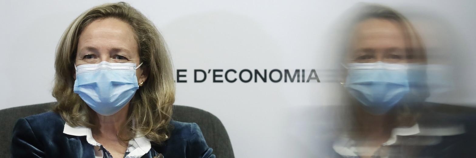 Calviño pide no abrir un debate sobre la condonación de la deuda