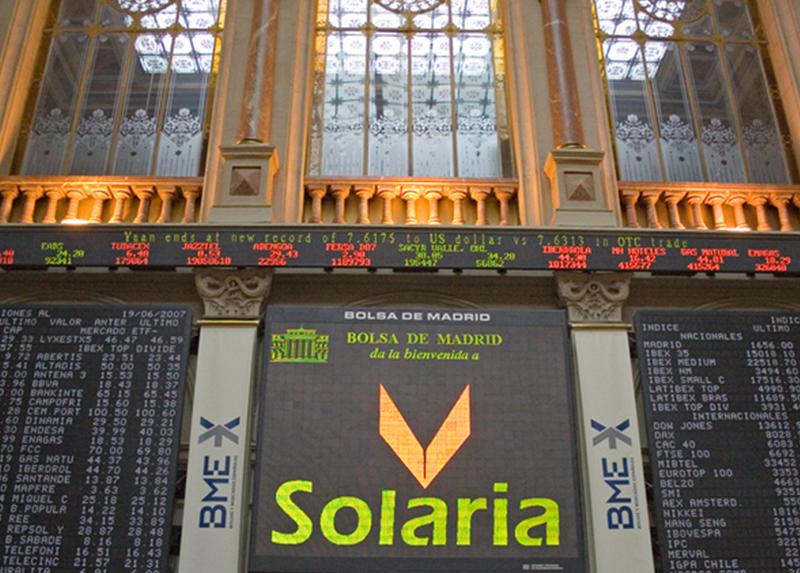 Solaria se expandirá por Europa impulsado por Shell, Repsol y Noruega