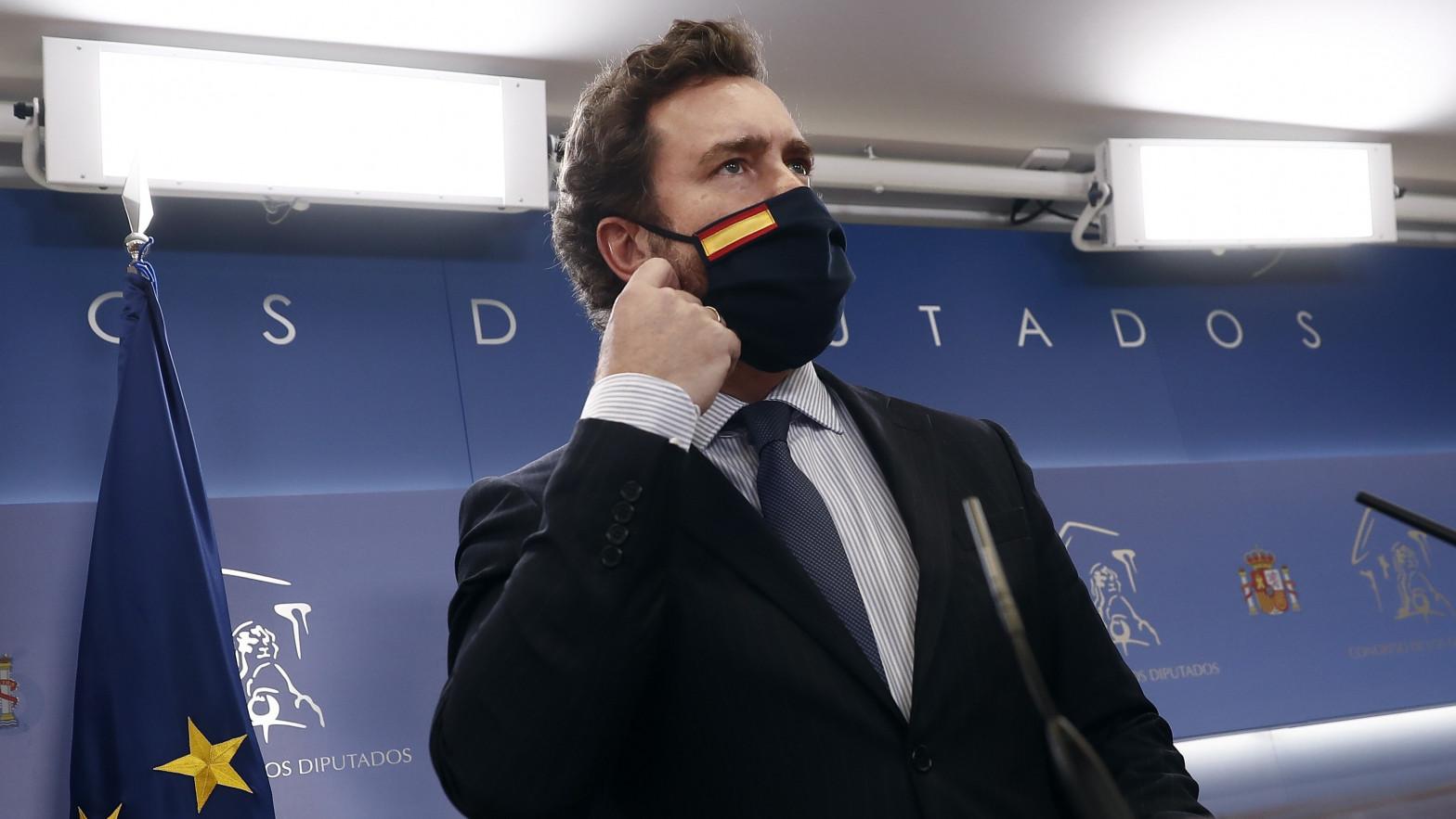 Vox pide a Sánchez que denuncie a Bélgica ante la Comisión Europea