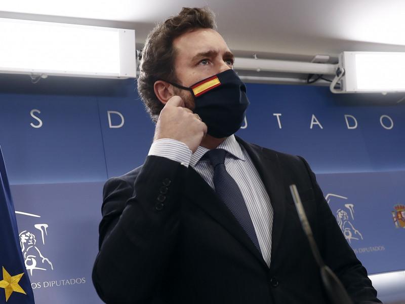 Vox quiere que Sánchez denuncie a Bélgica ante la Comisión Europea por incumplir las euroórdenes de Puigdemont y Puig