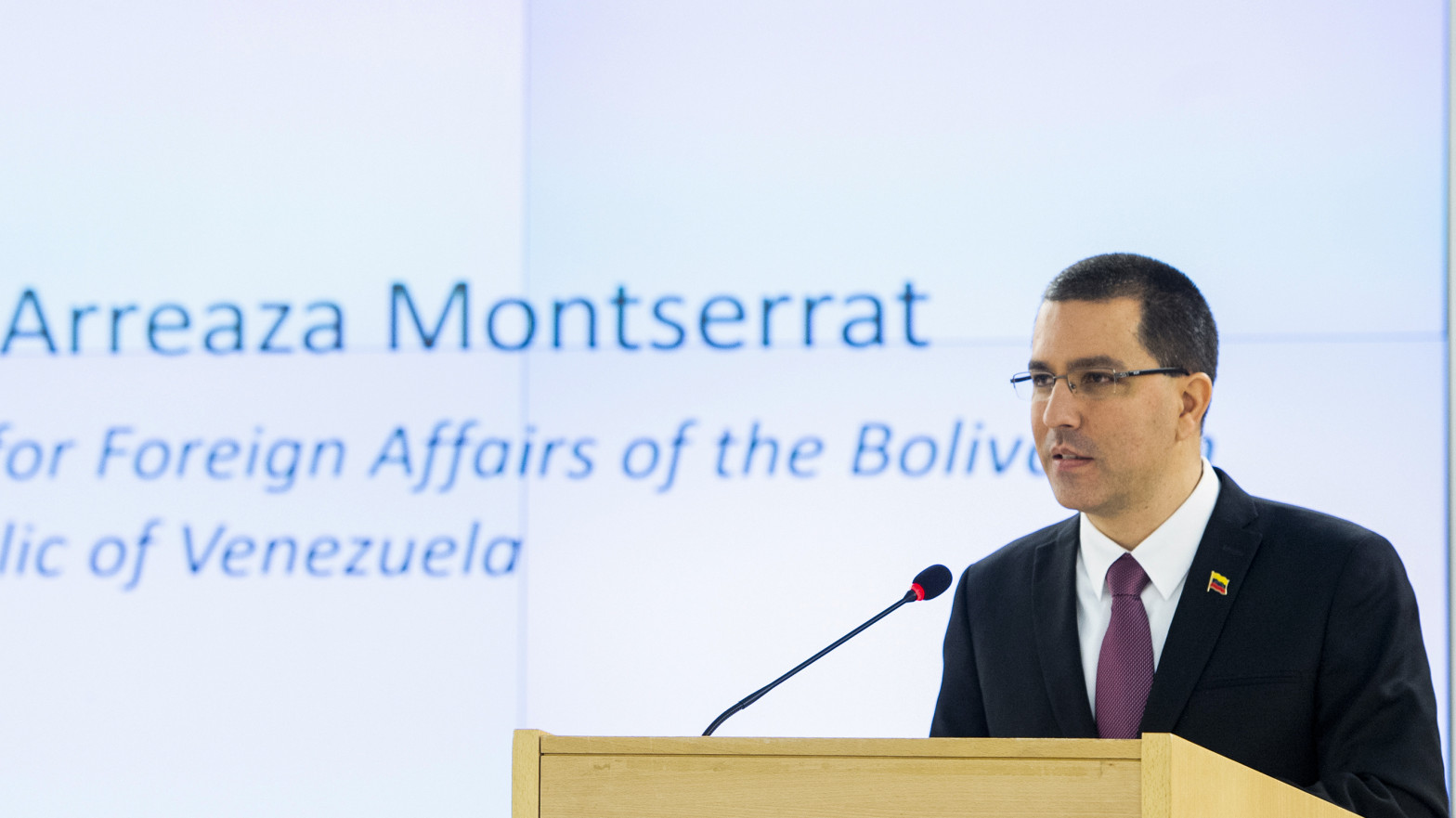 """Venezuela acusa a España de mentir respecto a las sanciones internacionales: """"Un crimen"""""""