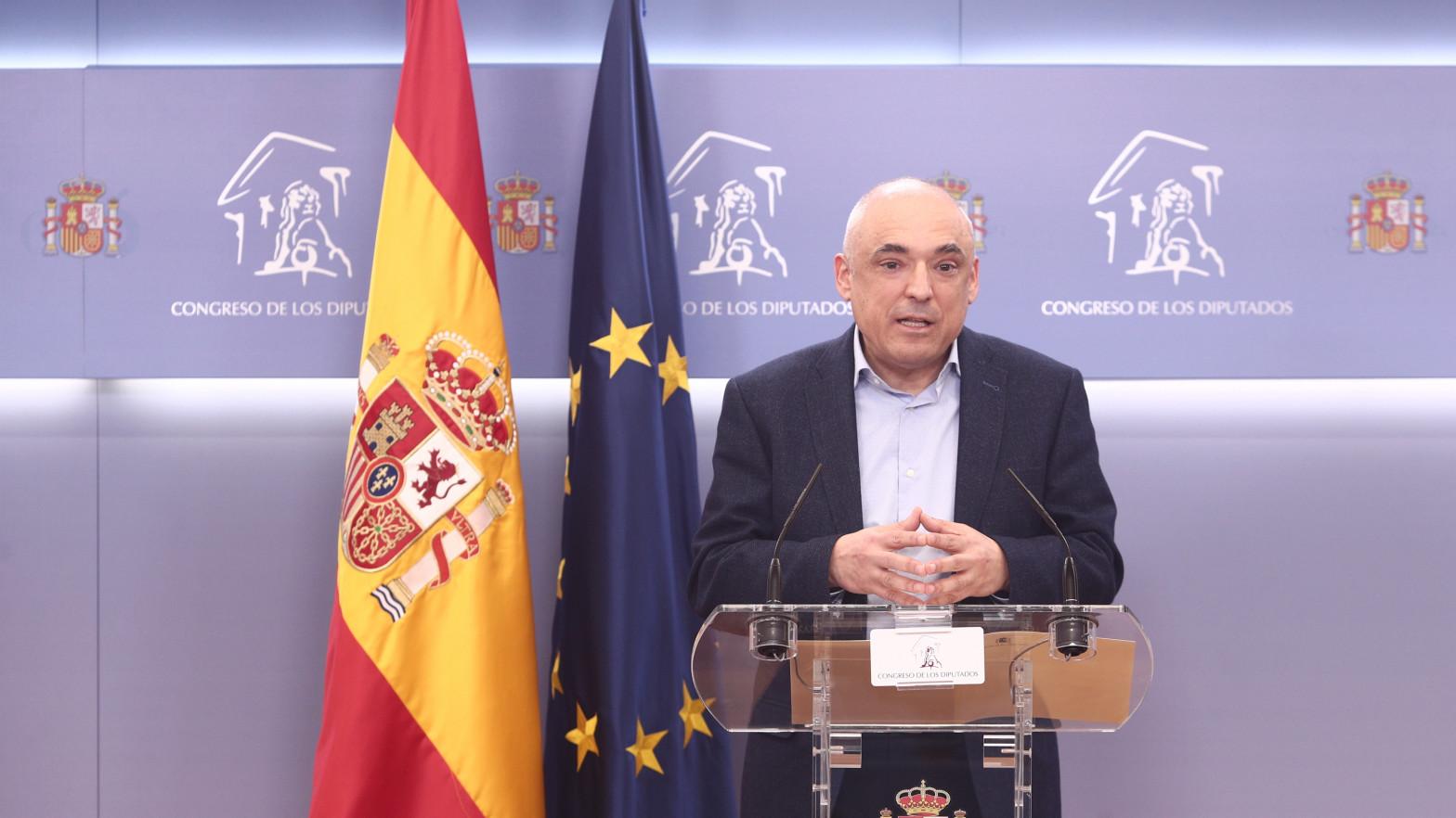 Rafael Simancas.