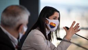 """Arrimadas convoca una reunión """"urgente"""" de la Ejecutiva de Ciudadanos"""