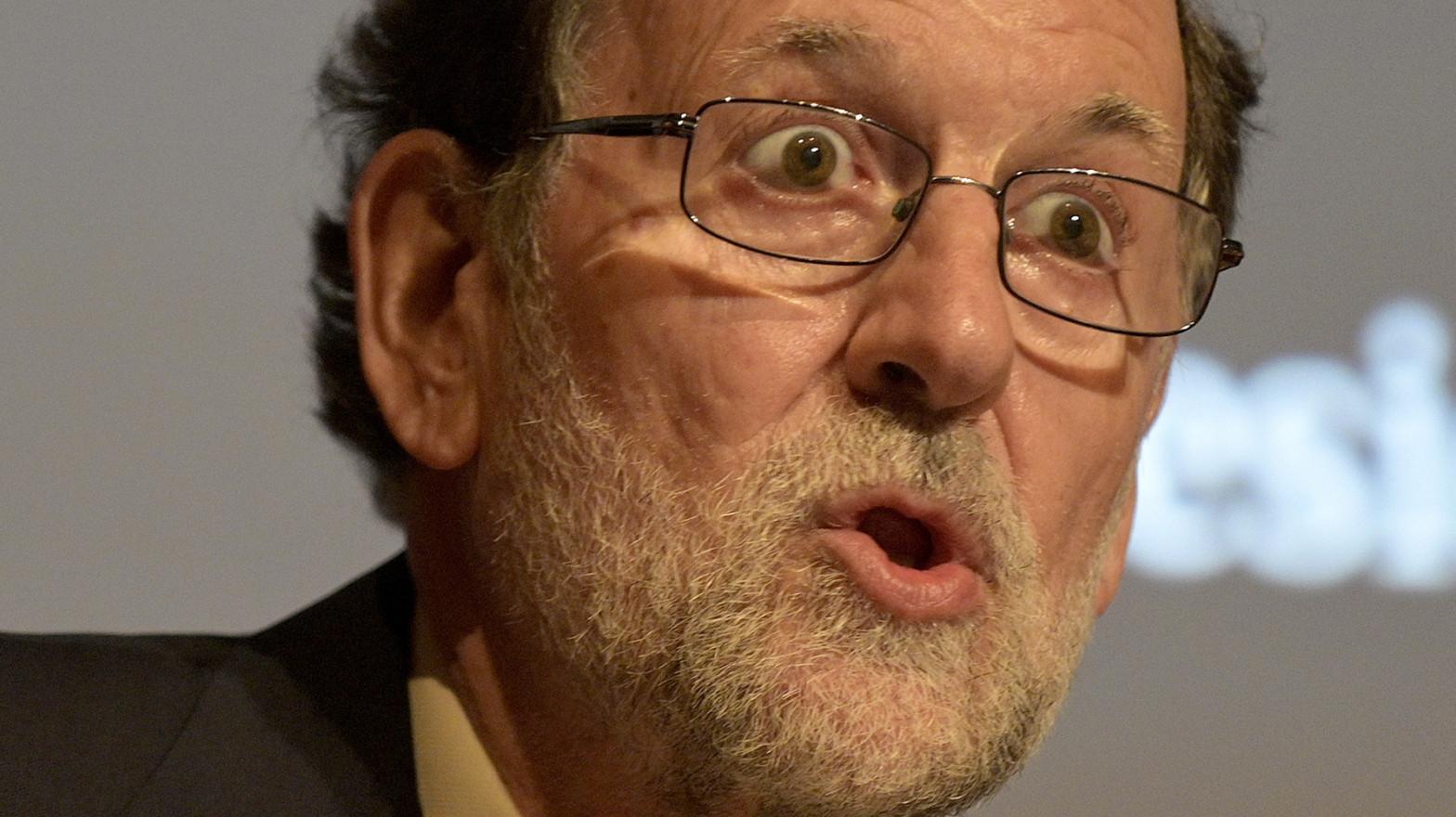 """Rajoy critica que Podemos y Cs prometían """"arreglarlo todo"""": """"¿Qué regeneraron? Fíjese dónde están"""""""