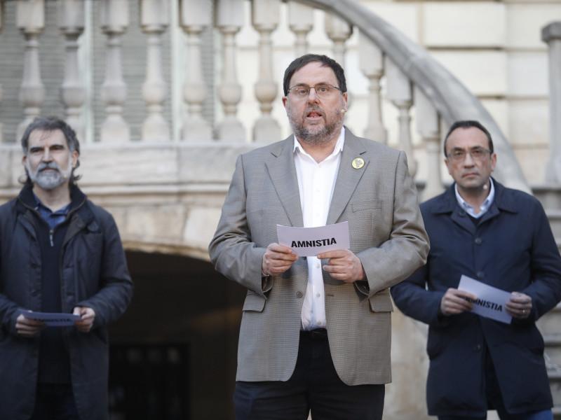 La Abogacía del Estado condiciona el estudio del indulto a los líderes del 'procés' a la devolución del dinero malversado