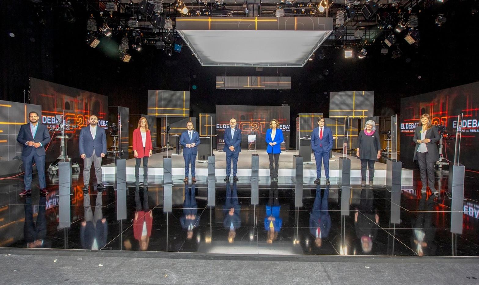 """El PSC pasa de pedir la """"refundación"""" de TV3 a pactar con ERC y Junts su consejo de gobierno"""