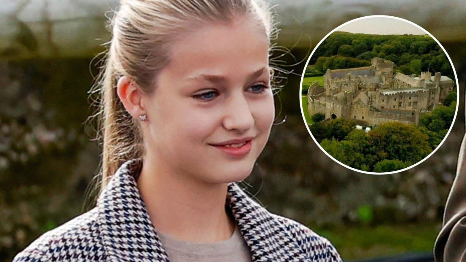 La princesa Leonor estudiará en este colegio UWC Atlantic College en Reino Unido