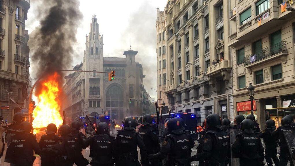 Policías y guardias civiles presentan un 'plan de choque' con mejoras para los agentes en Cataluña