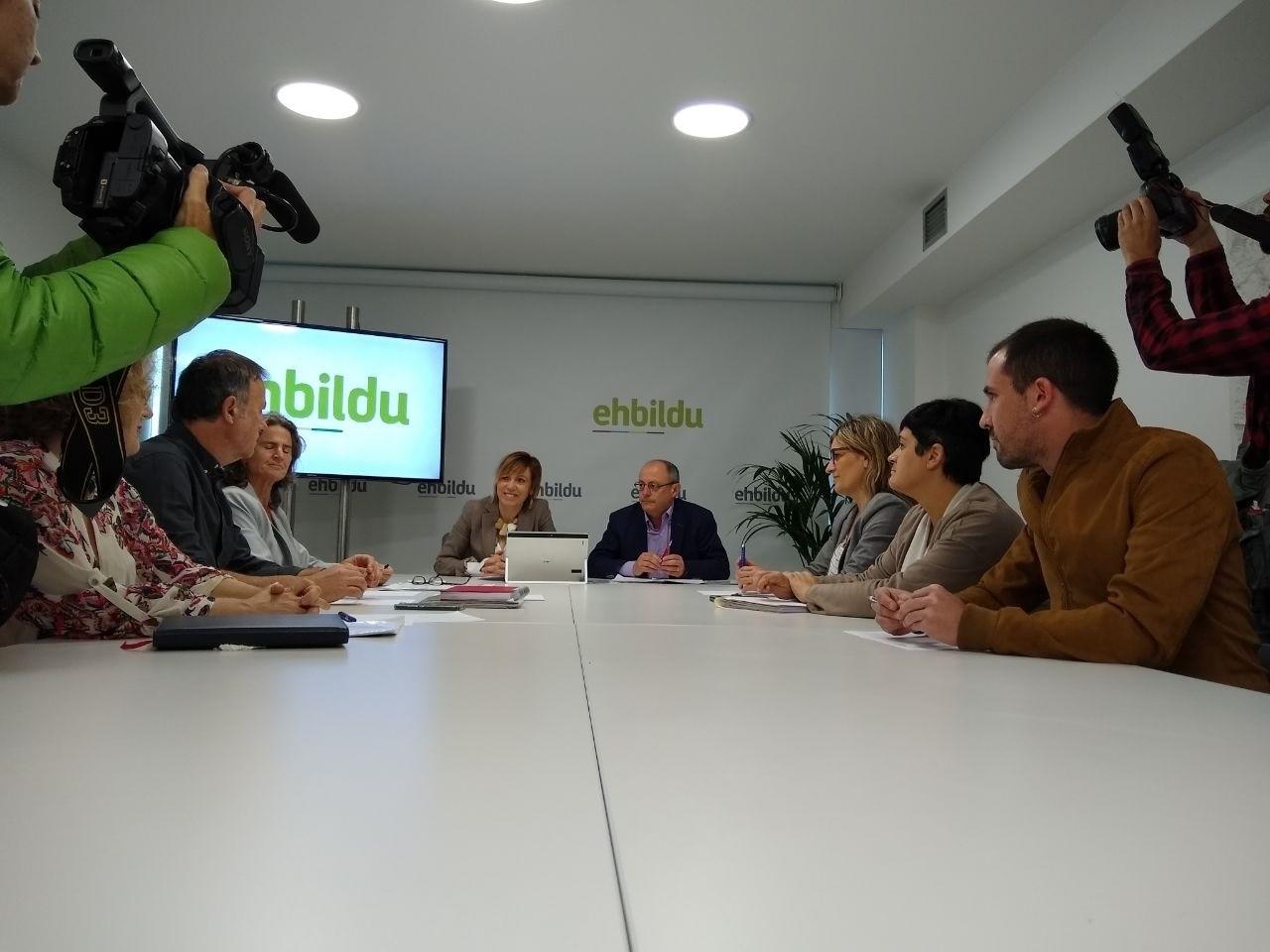 Bildu cesa a un edil por saltarse reiteradamente las restricciones de la pandemia