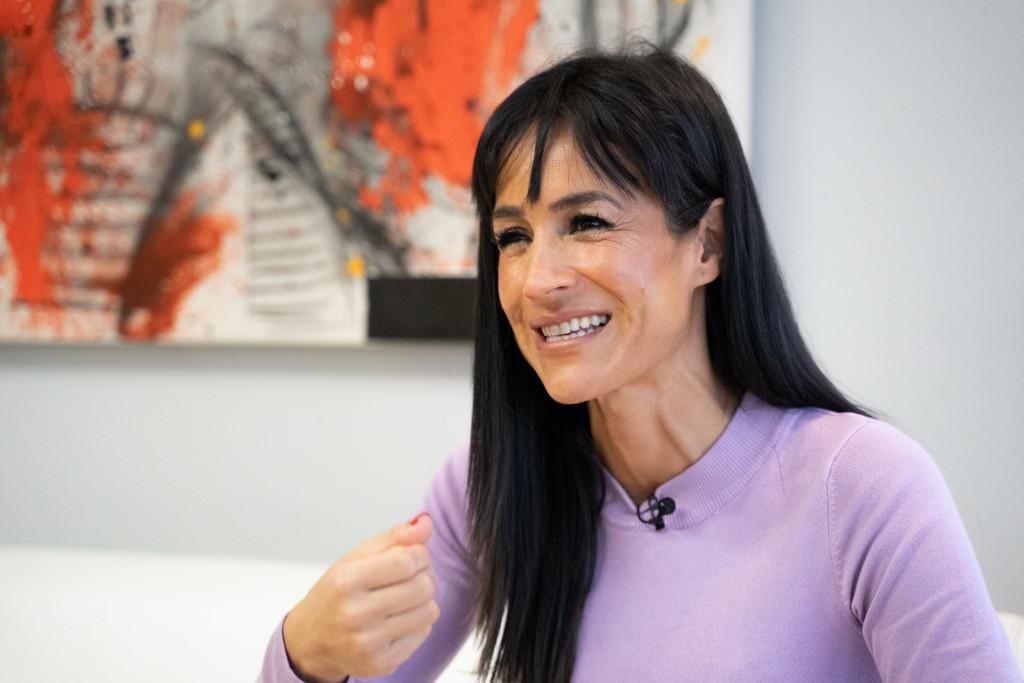 Begoña Villacís en entrevista con Vozpópuli