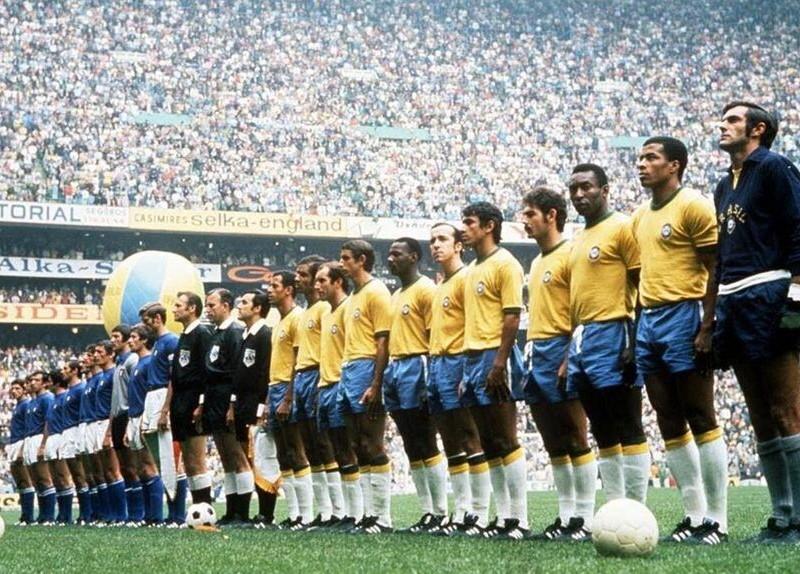 Los secretos del Brasil del 70