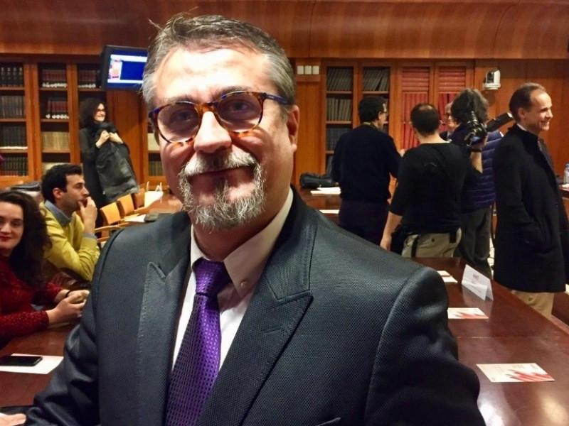 Alfredo Corell, inmunólogo y premiado como mejor profesor de España.