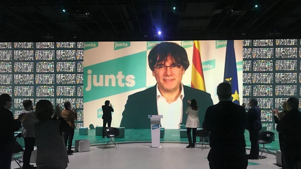 Junts plantea otro pulso a ERC en renovables y consorcios sanitarios