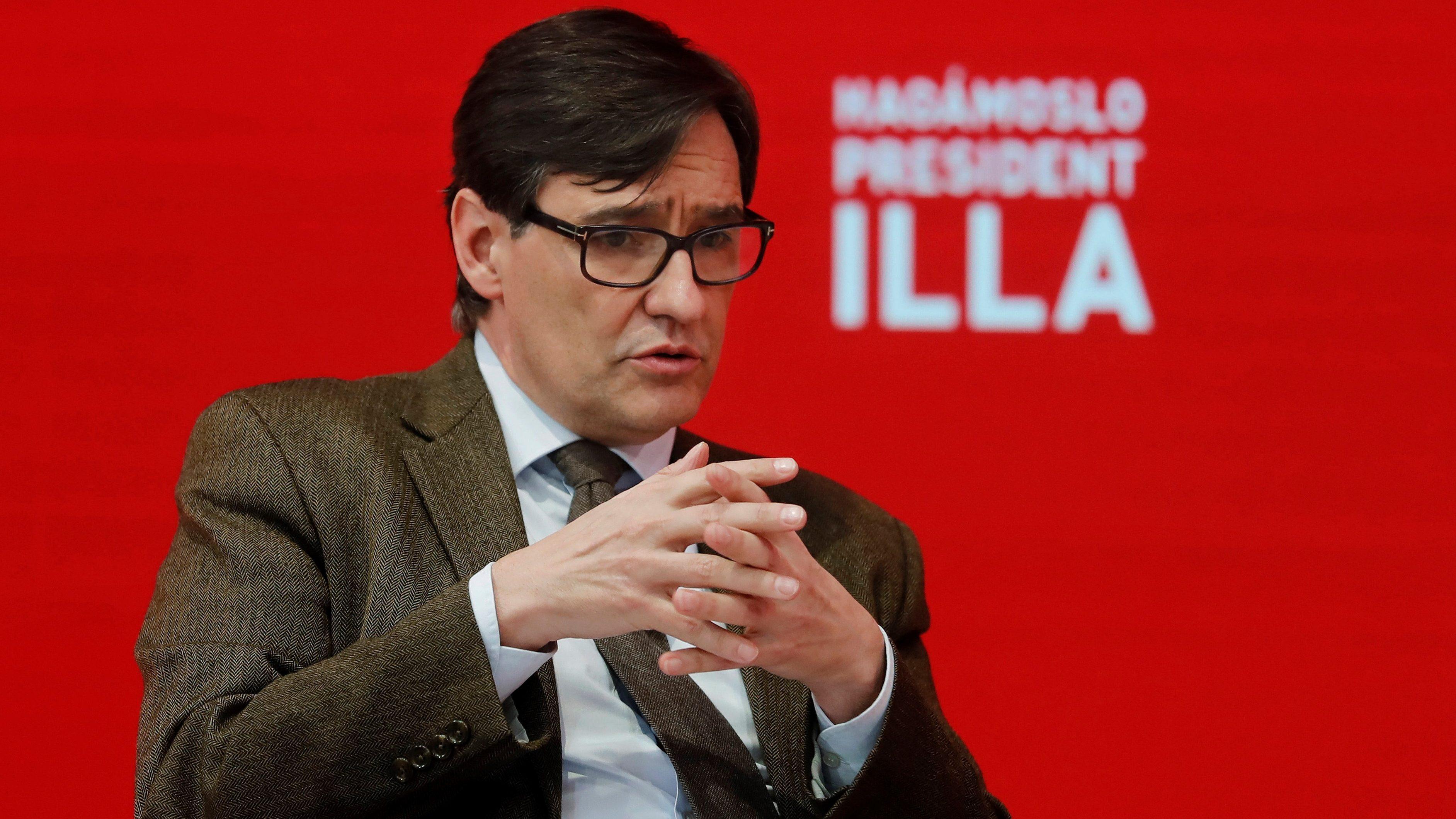 Salvador Illa.