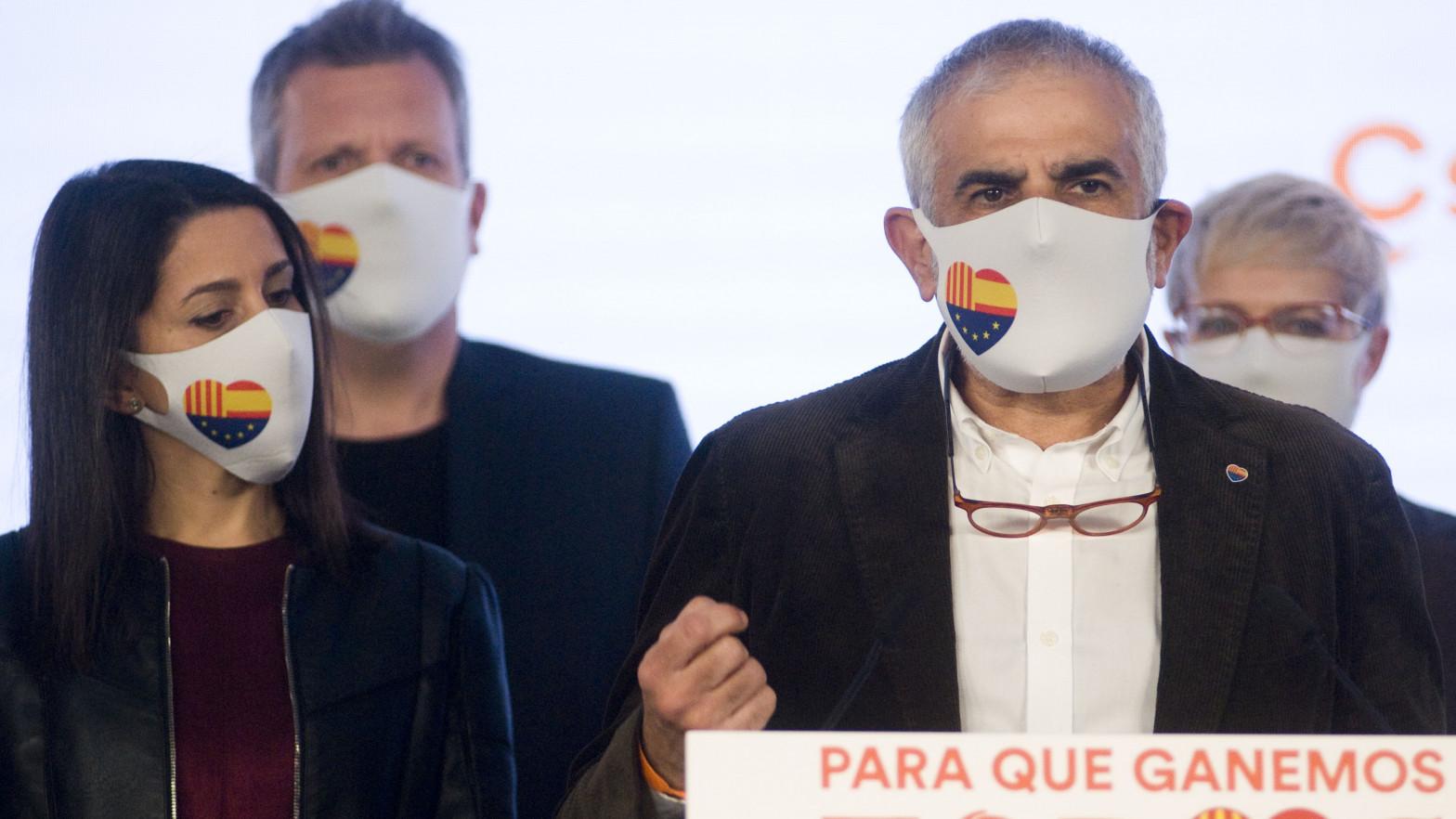Ciudadanos recoloca a cinco exdiputados catalanes en cargos públicos