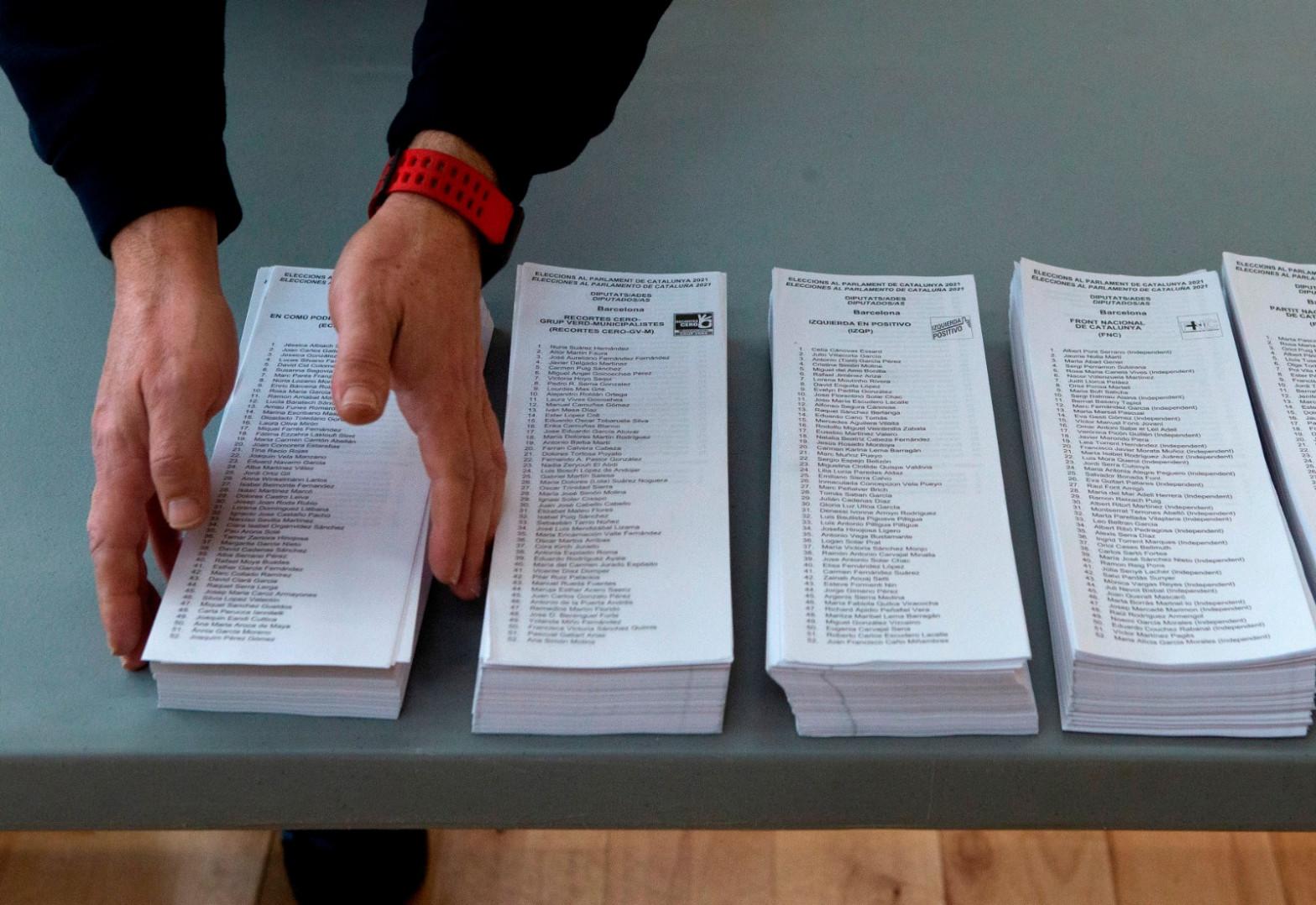 Elecciones catalanas 2021: resultados, escrutinio y reacciones de las elecciones en Cataluña