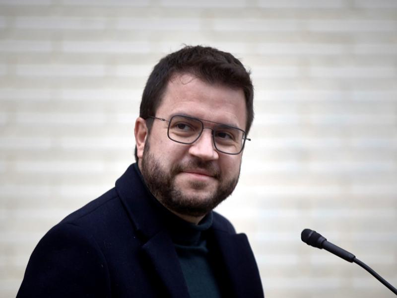 Aragonès pacta con la CUP someterse a una cuestión de confianza a media legislatura