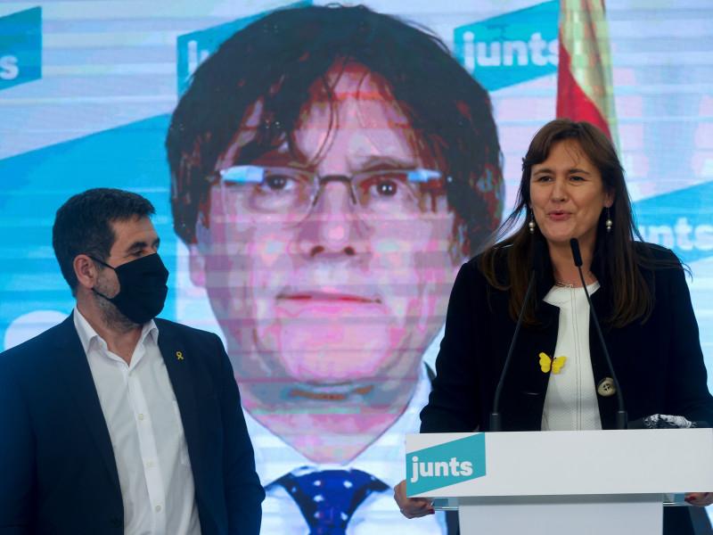 La imputada Laura Borràs será presidenta del Parlament