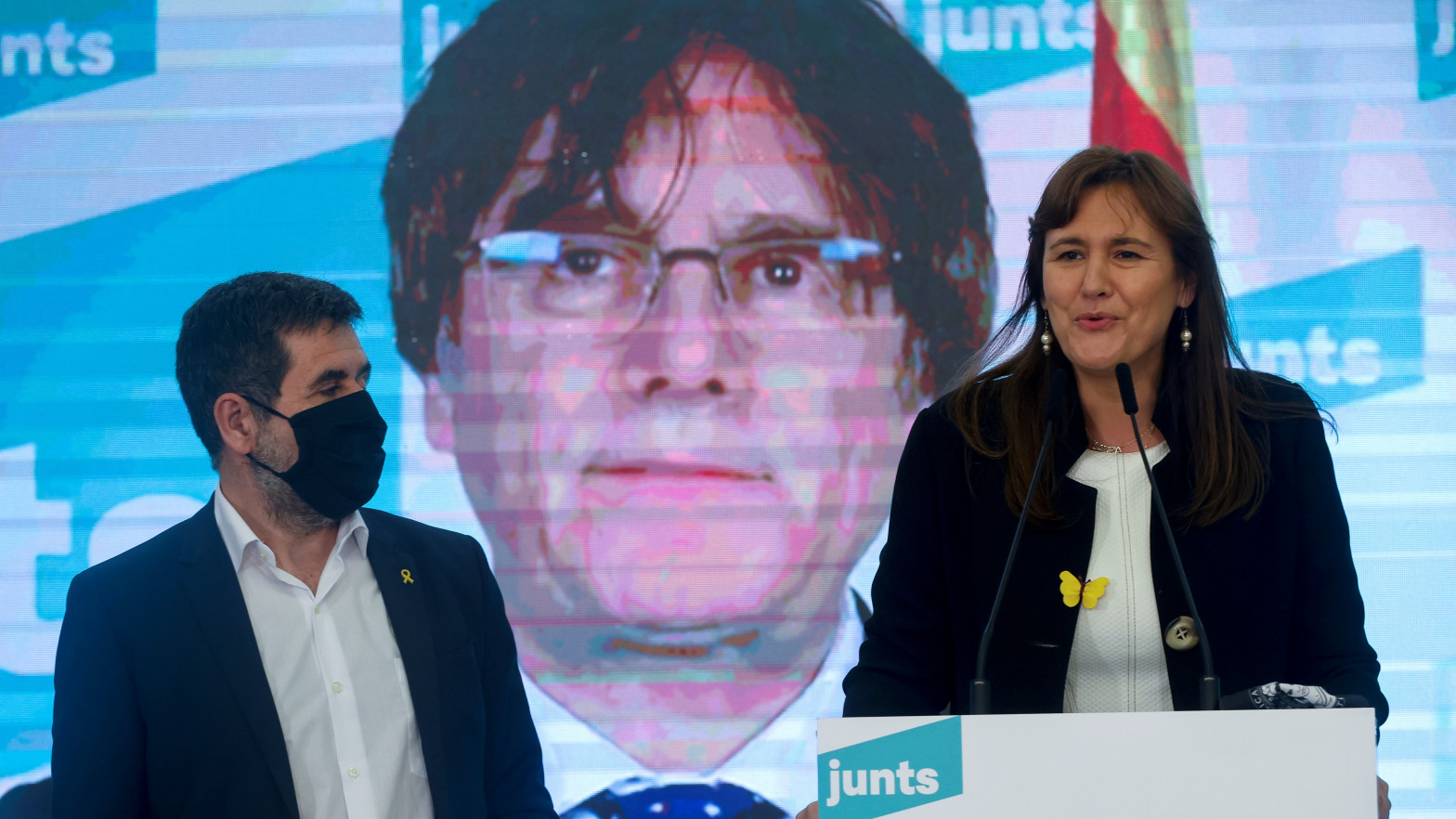 Junts aguanta la presión de ERC y CUP y quiere estar en el gobierno