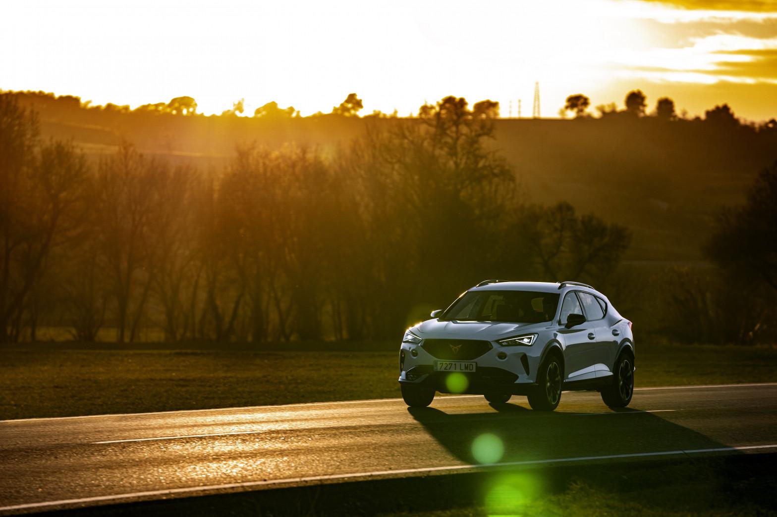 Probamos cuatro nuevas opciones SUV: Formentor, XC40, Q3 y GLA