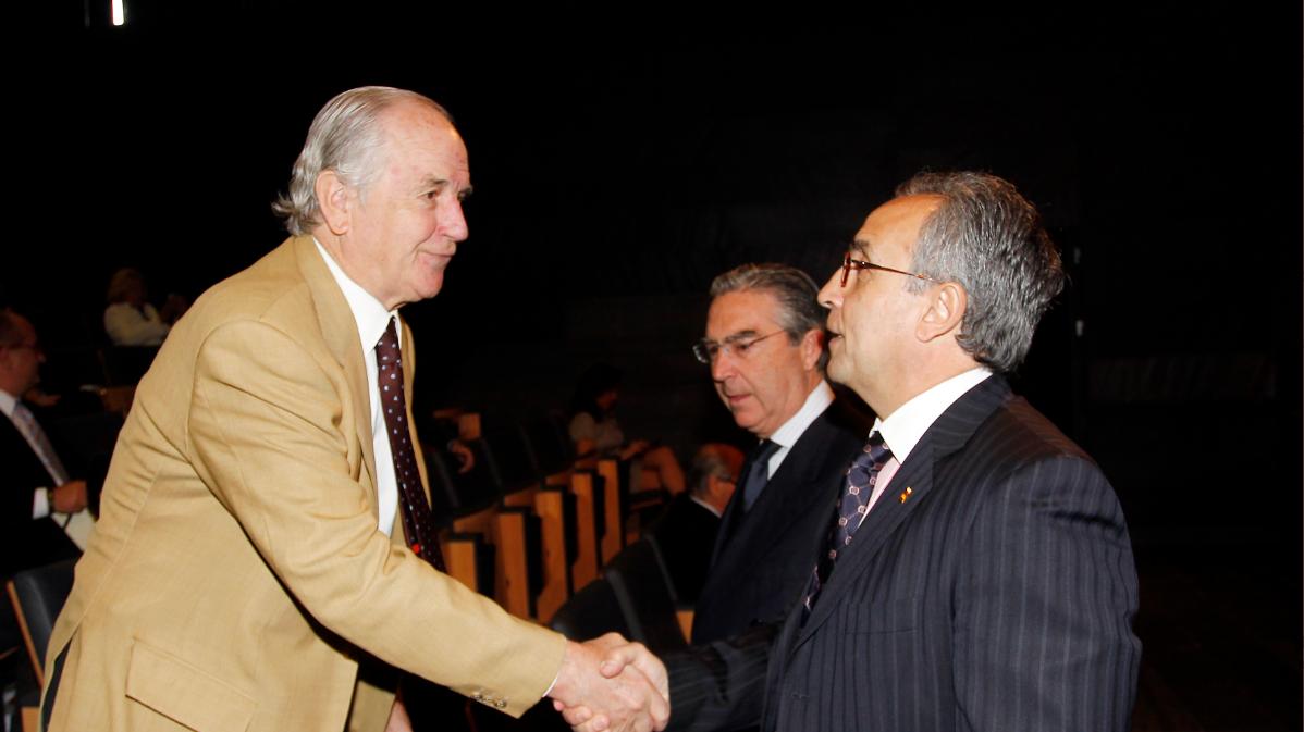 Muere José María Echevarría, expresidente del COE