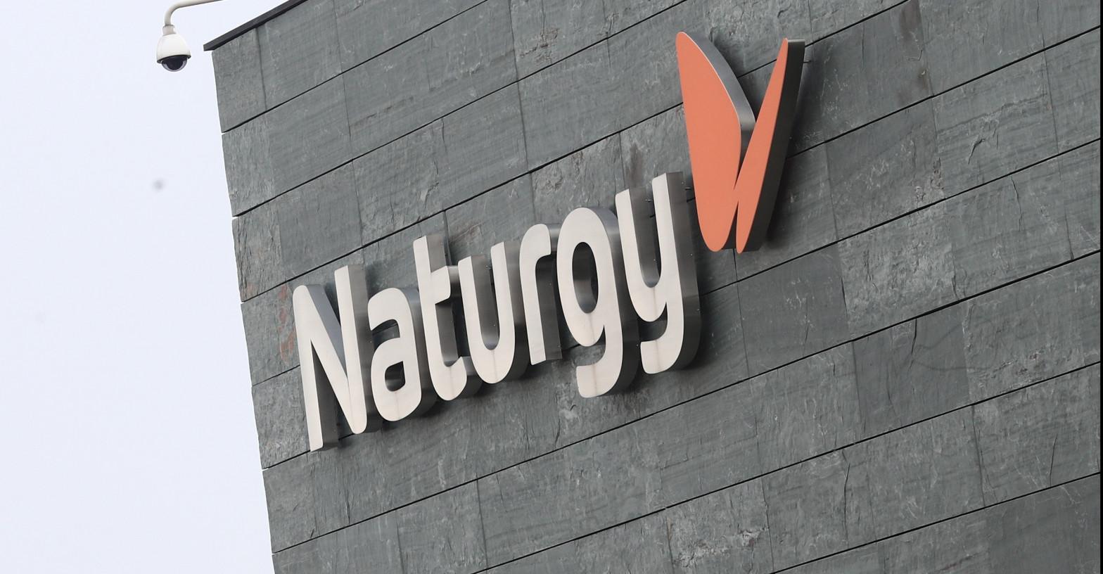 Oficina de Naturgy ubicada en la capital, Madrid.