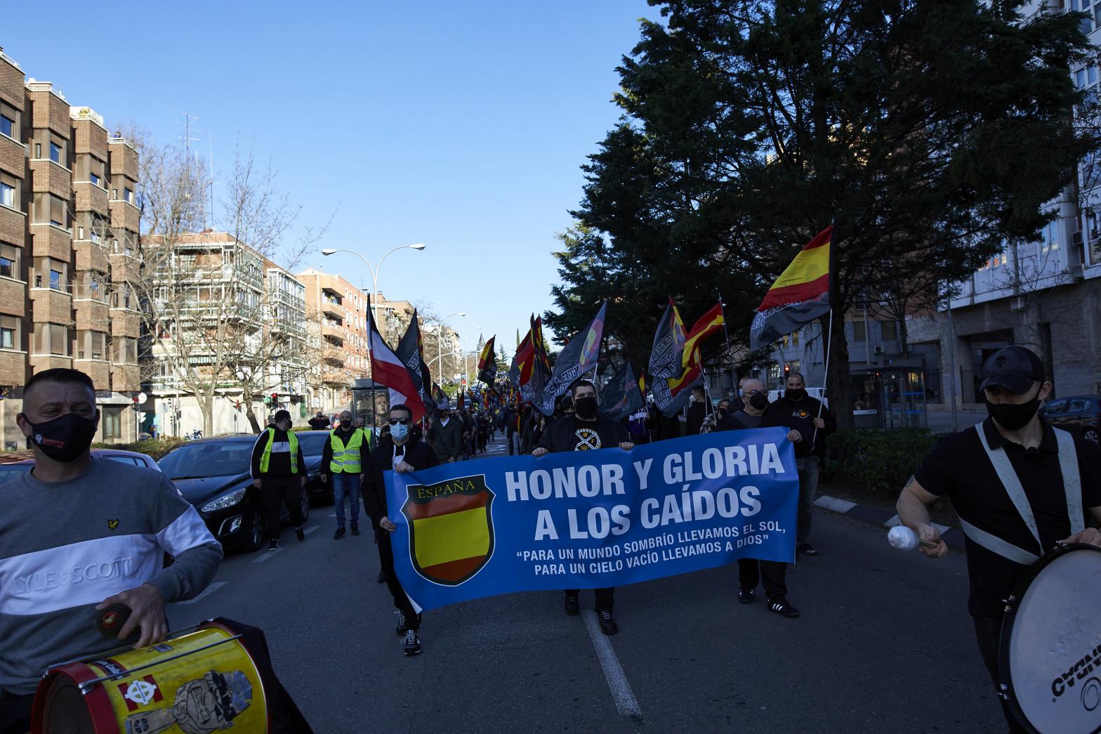 La Comunidad de Madrid insta a la Fiscalía a investigar una manifestación en la que se produjeron gritos antisemitas