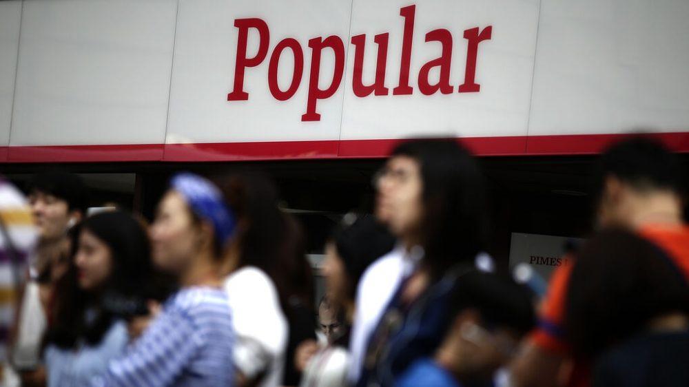 El Santander, condenado a devolver 230.000 euros a una familia que invirtió en acciones de Popular antes de 2016