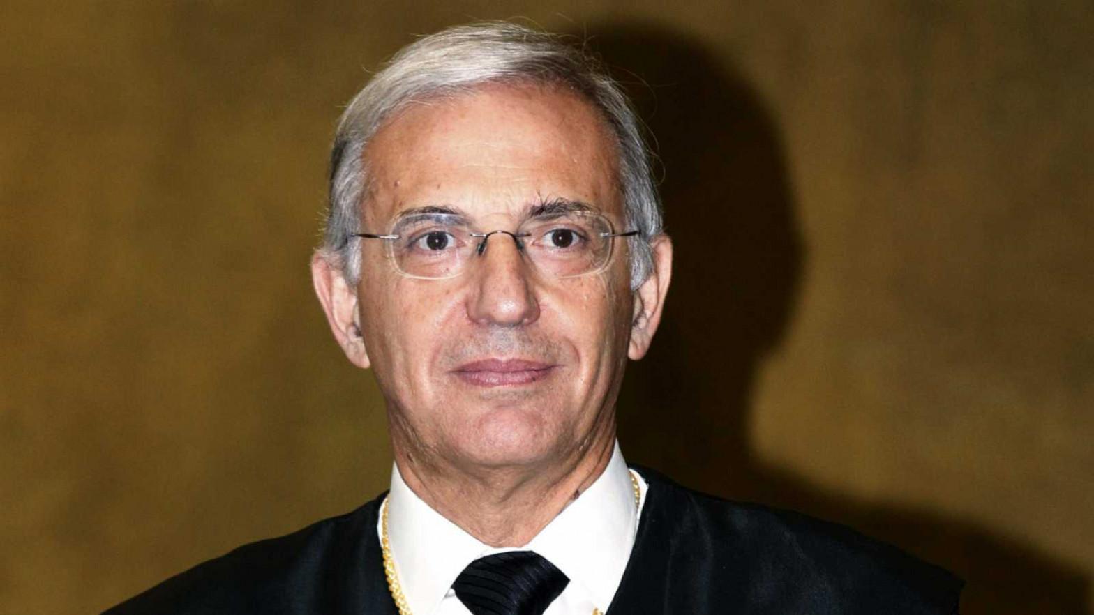 El juez Antonio Narváez.