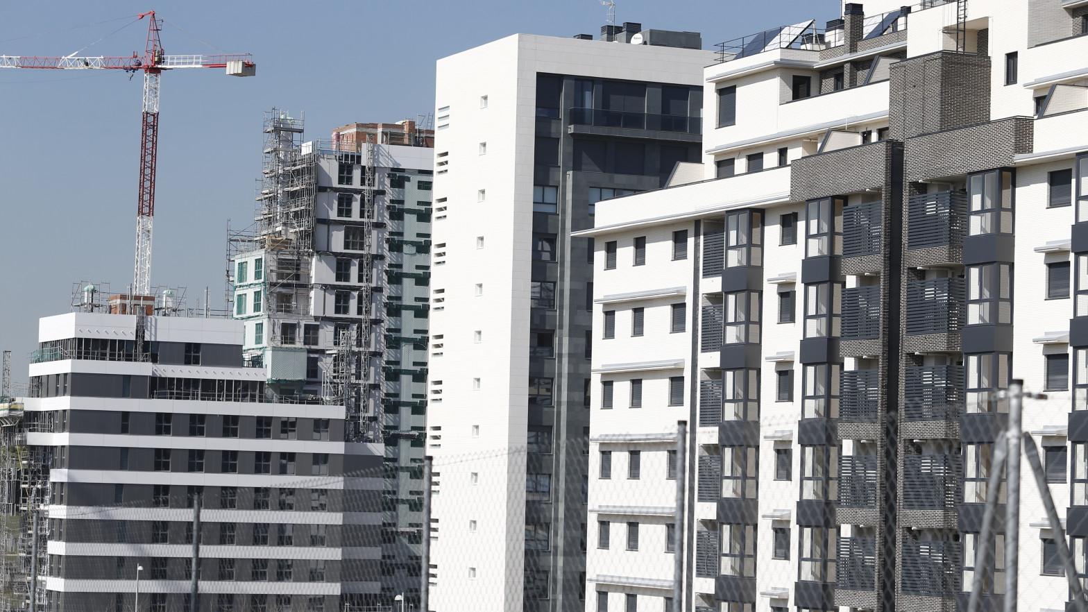 Cae desde un quinto piso un hombre de 78 años tras intentar entrar a su casa por la ventana