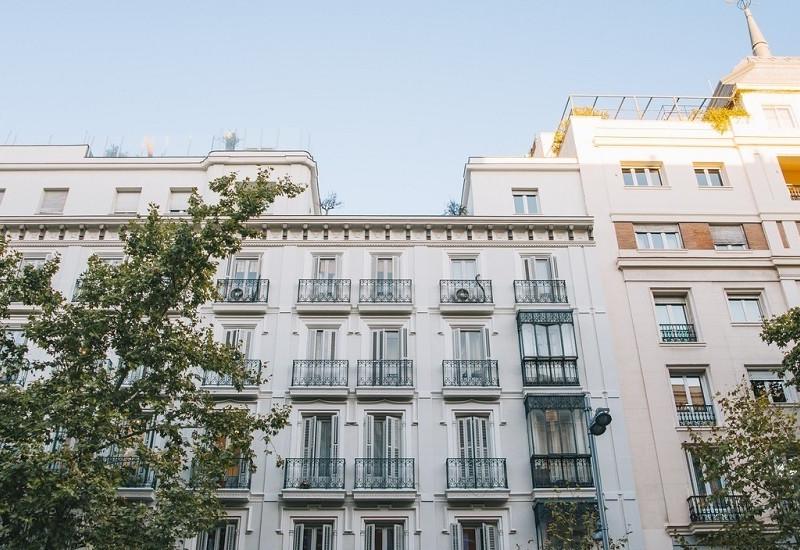 Viviendas de familias españolas