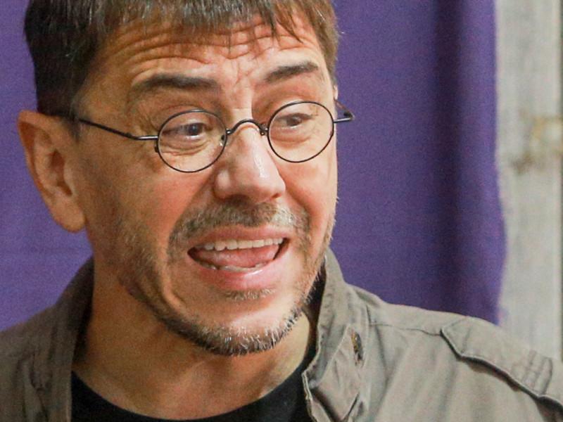 De Hacienda a Neurona, Juan Carlos Monedero vuelve a empantanar Podemos