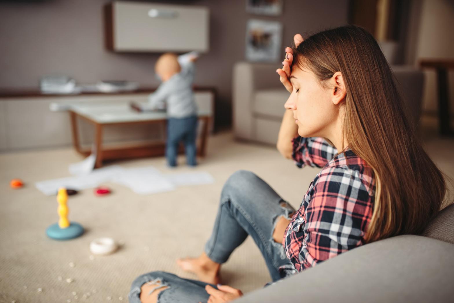 ¿Y si eres infeliz por culpa de tu madre? Una experta lo explica