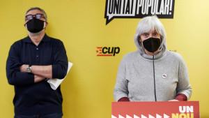 La CUP usa el membrete del Parlament para amenazar al Ejército con echarles de Lleida