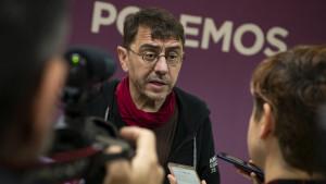 Juan Carlos Monedero.