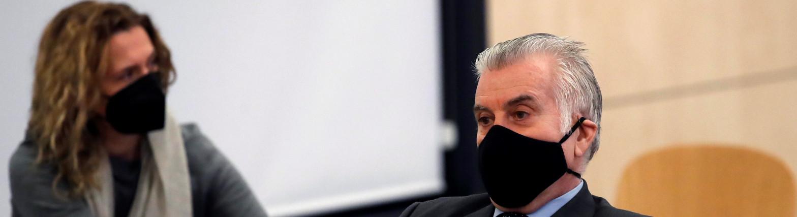Prisiones propone 12 días de permiso para Bárcenas fuera de la cárcel