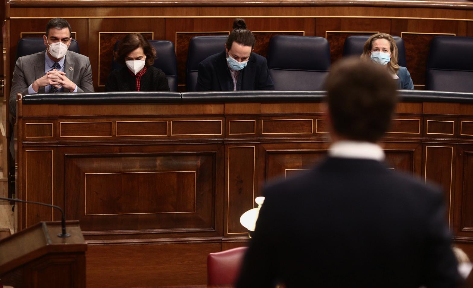 Podemos acusa por primera vez a Sánchez de desestabilizar la coalición con la 'ley trans'