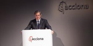 José Manuel Entrecanales Domecq es presidente ejecutivo en Acciona