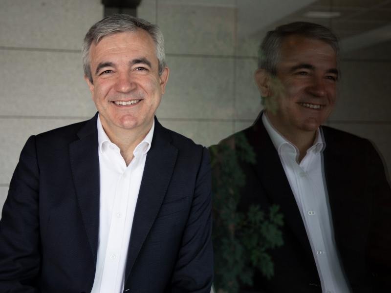 Luis Garicano en entrevista con Vozpópuli